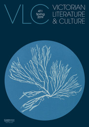 Victorian Literature and Culture Volume 47 - Issue 1 -