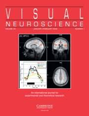 Visual Neuroscience Volume 25 - Issue 1 -