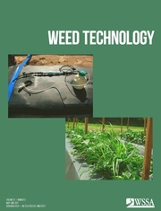 Weed Technology Volume 31 - Issue 3 -