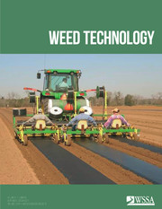 Weed Technology Volume 31 - Issue 5 -