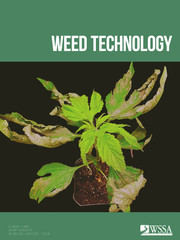 Weed Technology Volume 32 - Issue 1 -