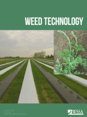 Weed Technology Volume 32 - Issue 3 -