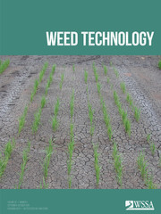 Weed Technology Volume 32 - Issue 5 -