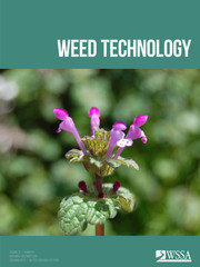 Weed Technology Volume 32 - Issue 6 -