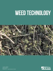 Weed Technology Volume 33 - Issue 2 -