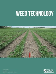 Weed Technology Volume 33 - Issue 3 -