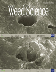 Weed Science Volume 65 - Issue 2 -