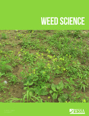 Weed Science Volume 65 - Issue 4 -