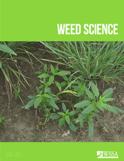 Weed Science Volume 65 - Issue 6 -