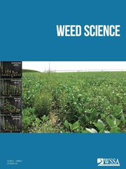 Weed Science Volume 67 - Issue 5 -