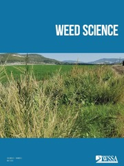 Weed Science Volume 68 - Issue 3 -