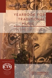 Yearbook for Traditional Music