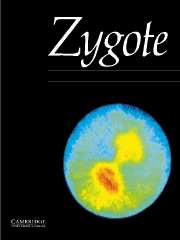 Zygote Volume 12 - Issue 3 -