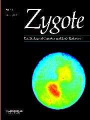 Zygote Volume 14 - Issue 4 -