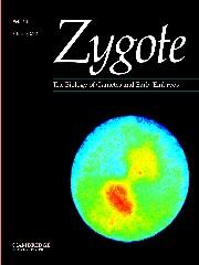 Zygote Volume 15 - Issue 3 -