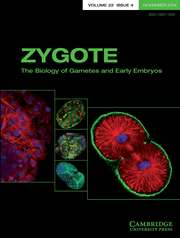 Zygote Volume 22 - Issue 4 -