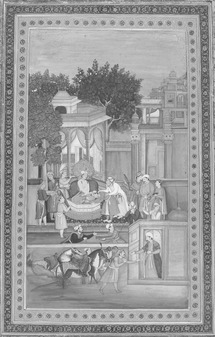 Princely Households (Chapter 3) - The Princes of the Mughal