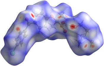 Crystal structure of choline fenofibrate (Trilipix®), (C5H14NO)  (C17H14ClO4) | Powder Diffraction | Cambridge Core