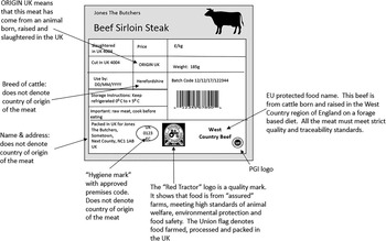 Country-of-Origin Labelling, Food Traceability Drivers and Food Fraud:  Lessons from Consumers' Preferences and Perceptions | European Journal of  Risk Regulation | Cambridge Core