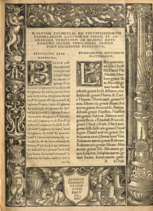 Hans Holbein the Younger and Reformation Bible Production