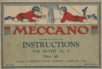 Meccano Part 487 Rocket Motor