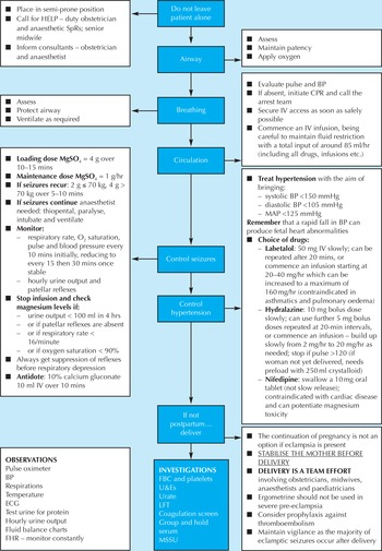 Obstetric emergencies (Section 6) - Managing Obstetric