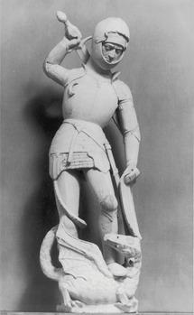 "Coal Figurine Hand Crafted 303 Miner /""George/"""