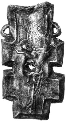 The cross (Chapter 8) - Broken Idols of the English Reformation