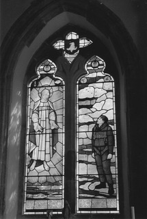 with the Lords Prayer The Bradford Exchange Glowing Grace Illuminating Stained Glass Jesus Wall D/écor