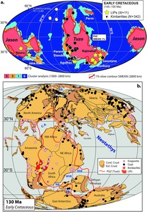 Cretaceous (Chapter 13) - Earth History and Palaeogeography