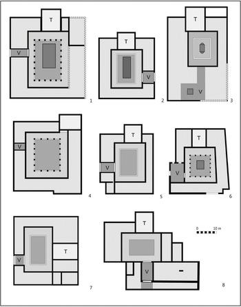 Roman Villas In The Iberian Peninsula Second Century Bce Third