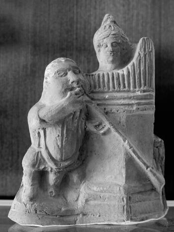 Music Player Bronze Sculpture Statue Figure trumpet cello flute violin horn more