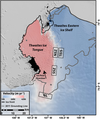 Intermittent Structural Weakening And Acceleration Of The Thwaites Glacier Tongue Between 2000 And 2018 When and where amanda mertz was born? thwaites glacier tongue