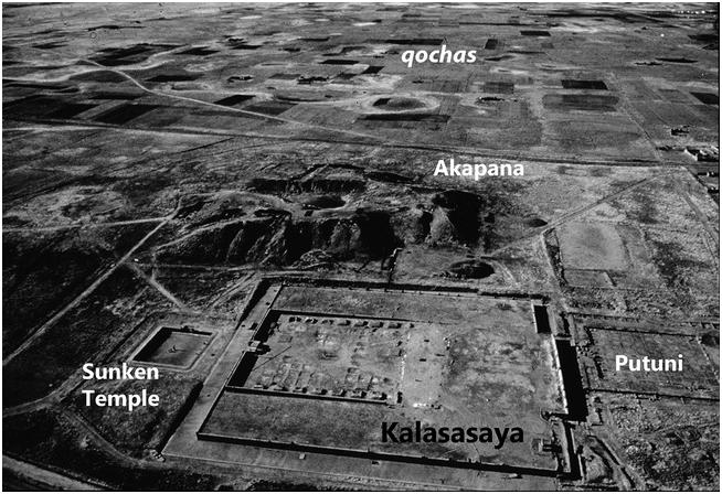 Tiwanaku urban origins: distributed centers and animate
