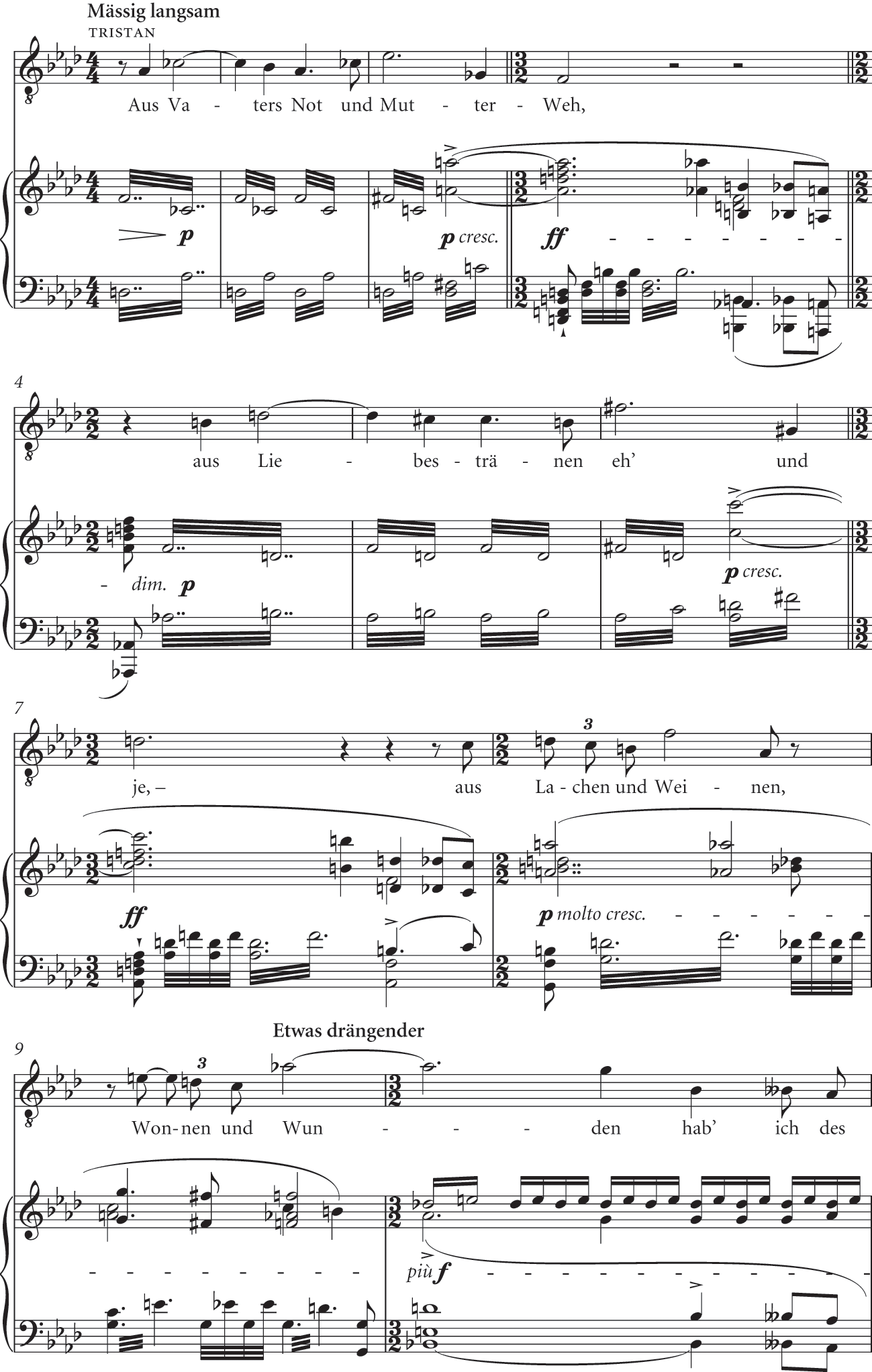 """Jean de Reszke, the """"problem"""" of the tenor, and early"""