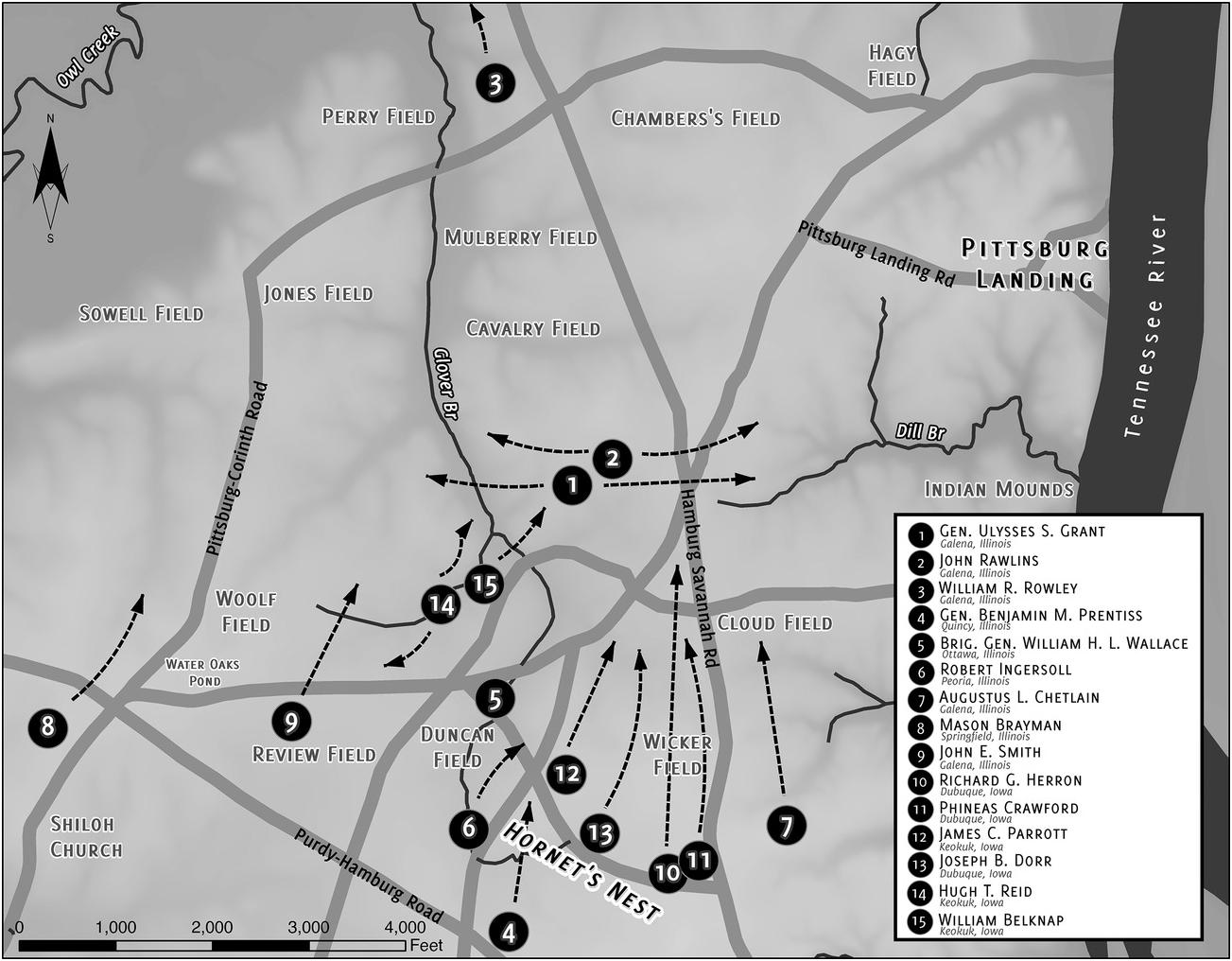 Battlefield (Part II) - From Hometown to Battlefield in the
