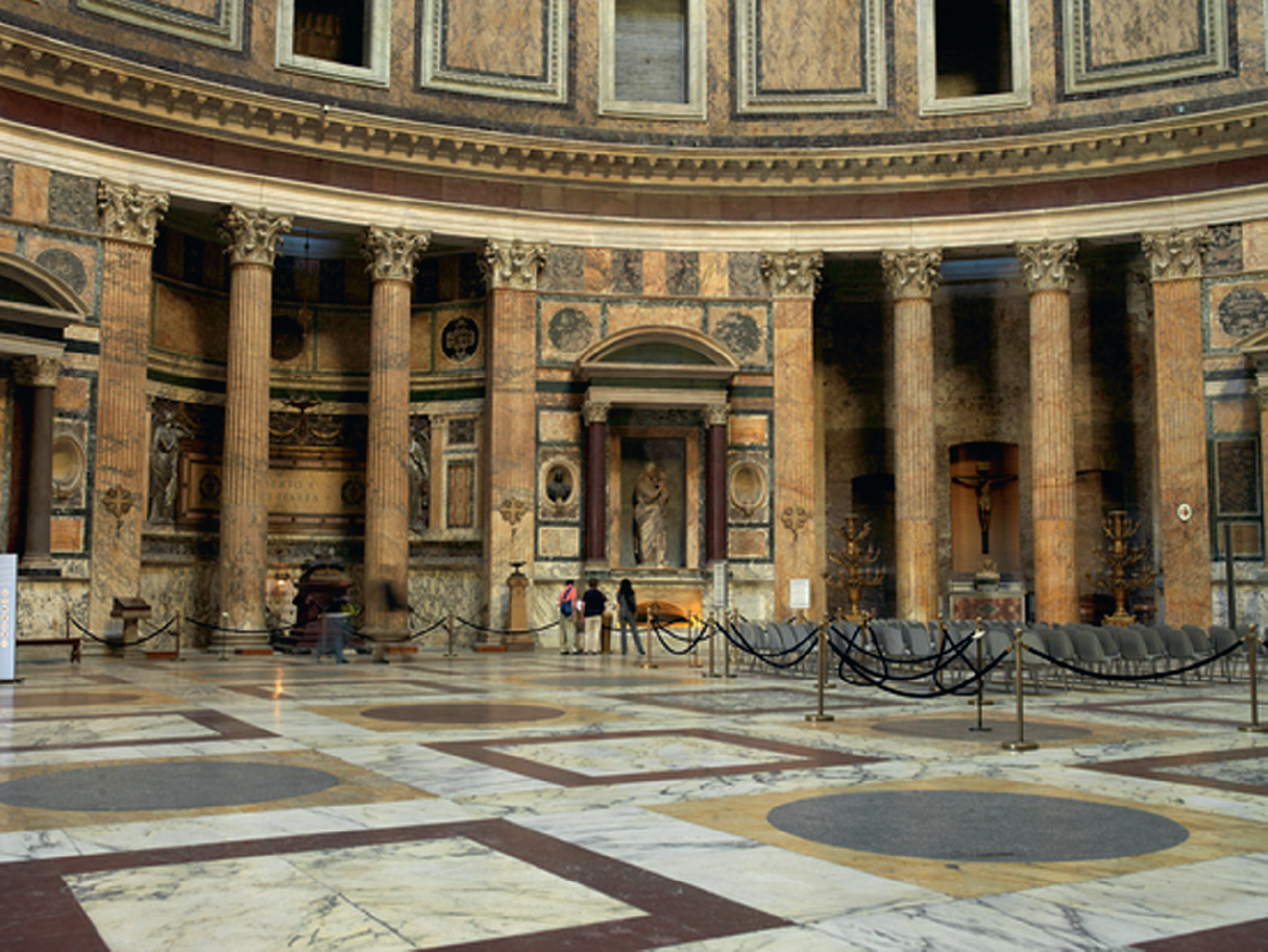 Introduction (One) - The Pantheon