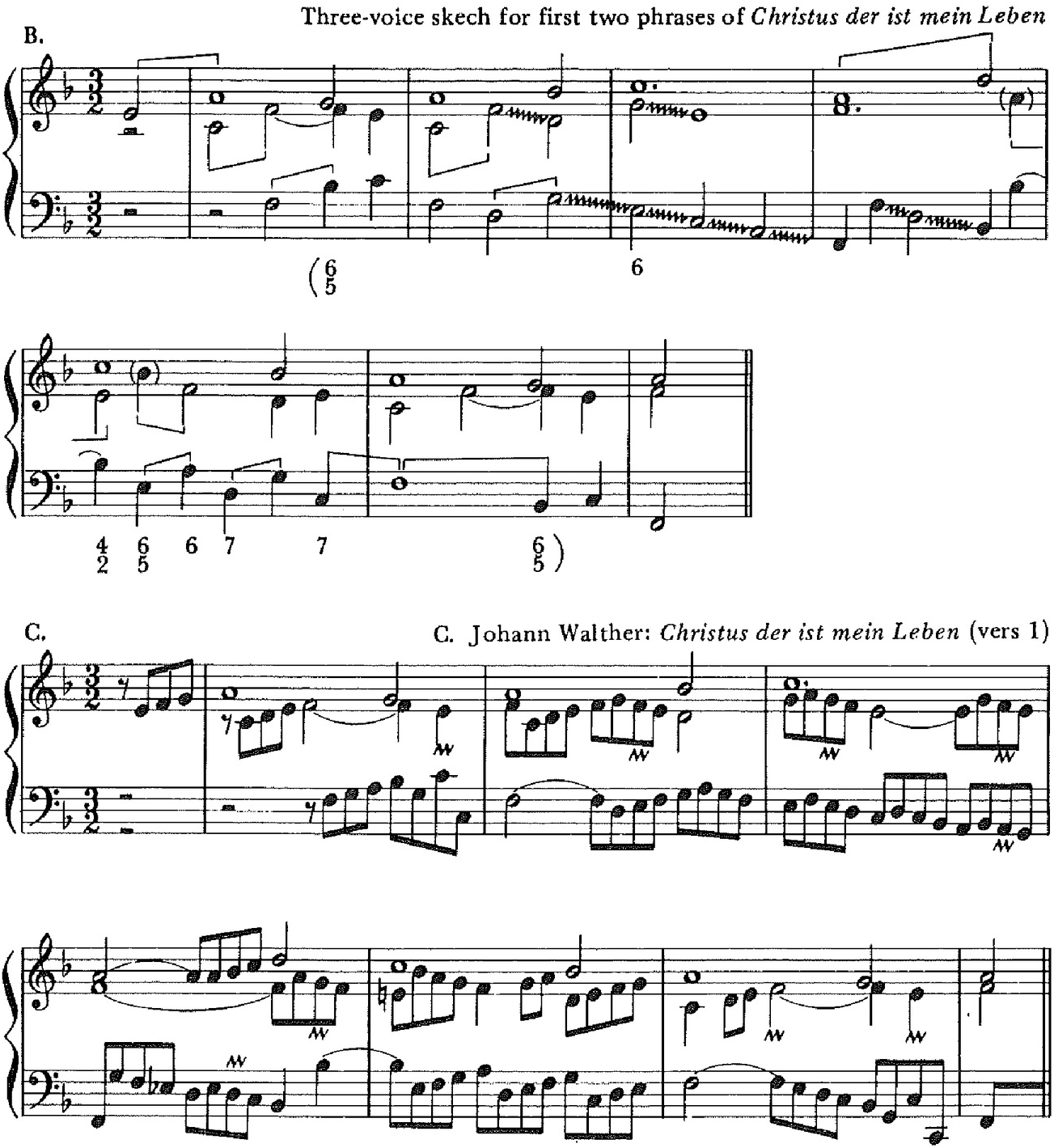 Motive, phrase, melody, and theme (Chapter 2