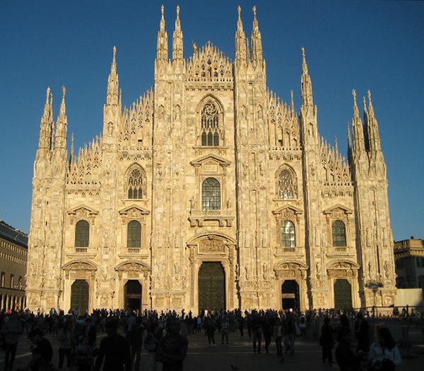 Ante Su Misura Milano.First Principles Gabriele Stornaloco And Milan Cathedral