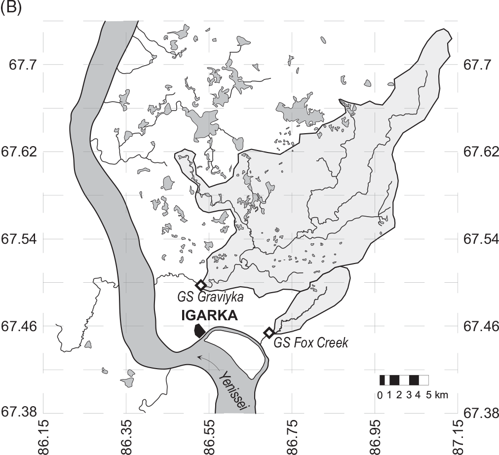 Solute And Sedimentary Fluxes In Subarctic And Arctic
