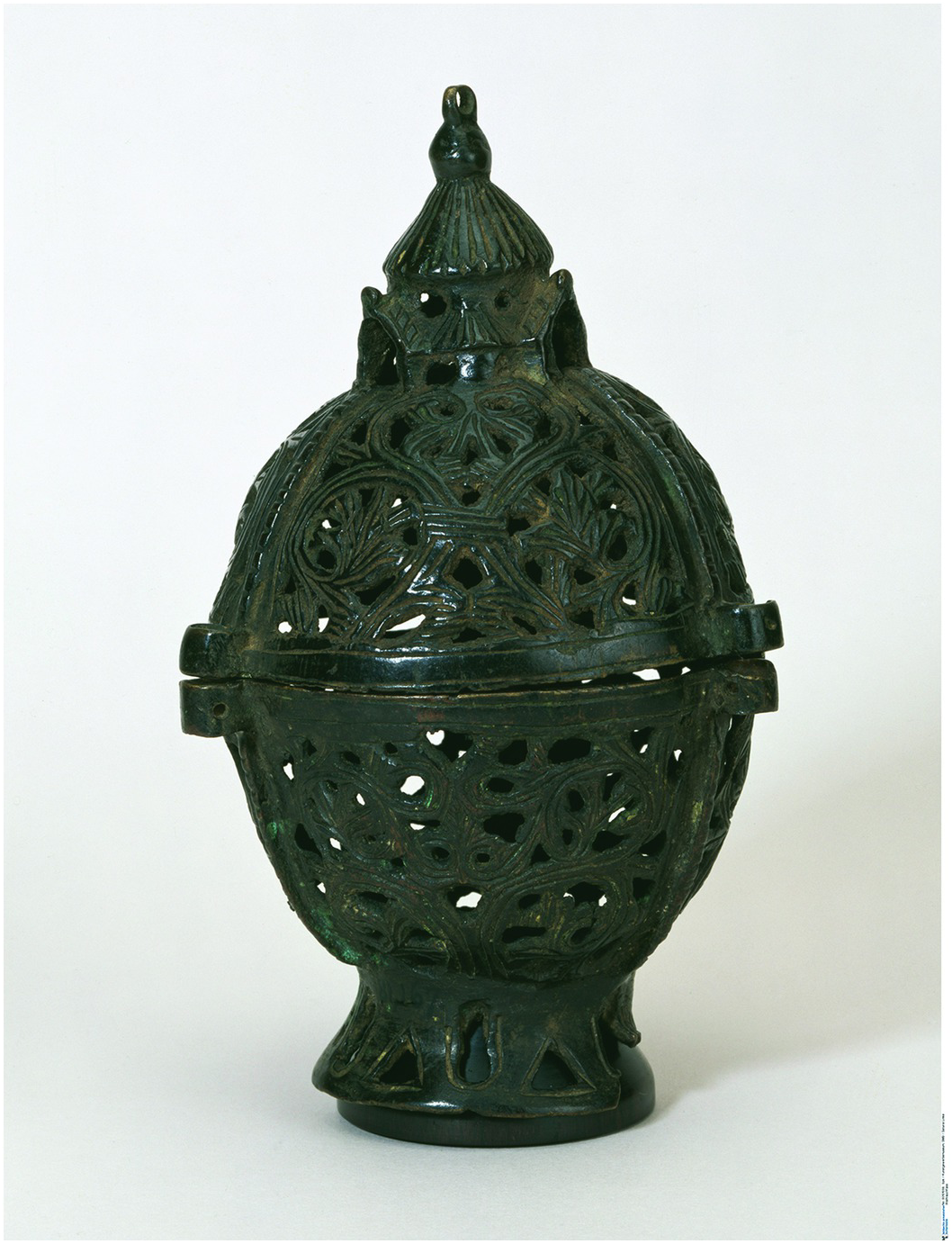 Ceramica Scala Serie Gemma.Signification Chapter Two The Bronze Object In The