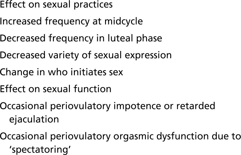 TREATMENT MODALITIES (PART III ) - Infertility Counseling
