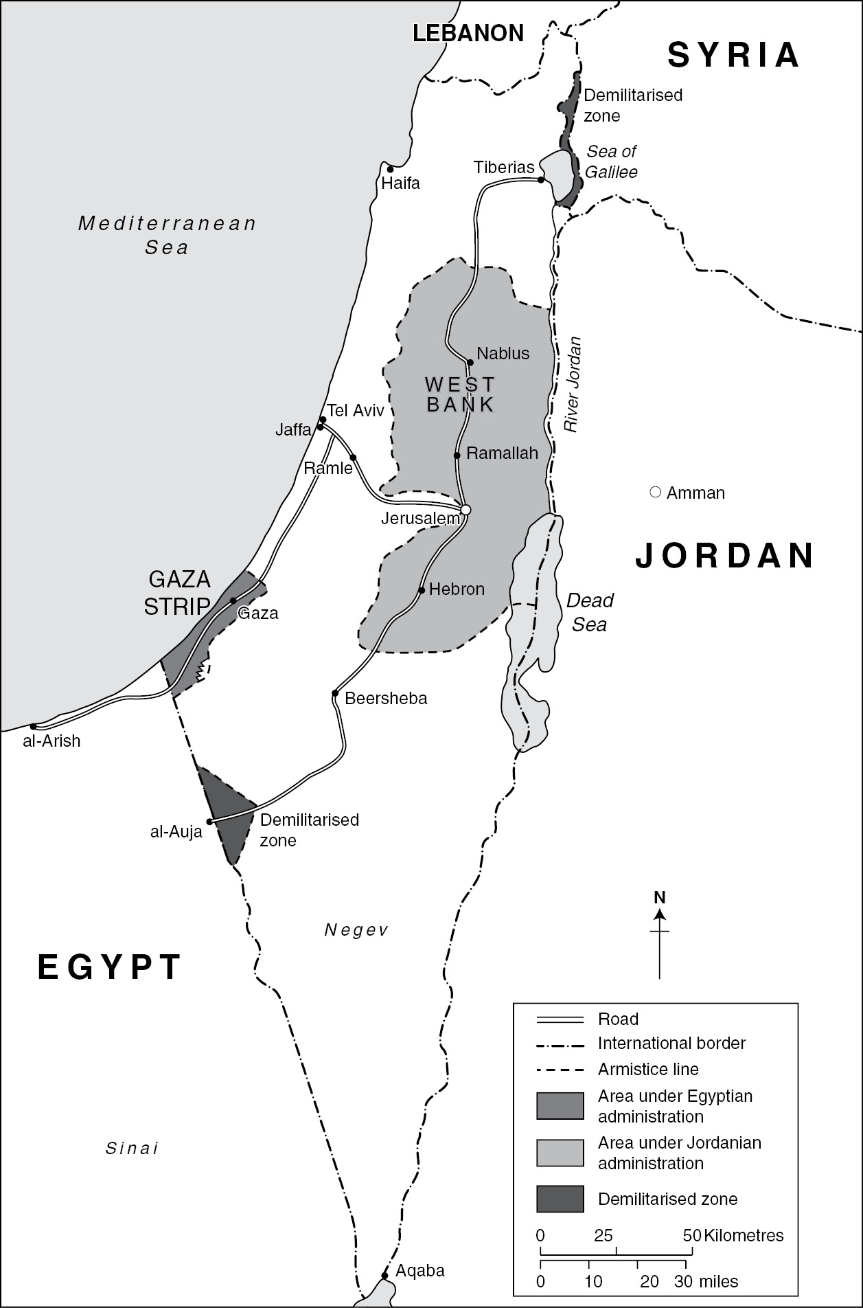 Bringing the 1948 War to an End: The Ad Hoc Consolidation of
