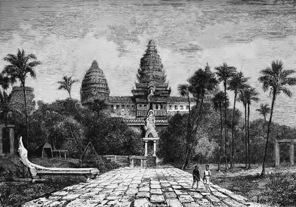 Angkor and the Khmer (Chapter 12) - Understanding Collapse