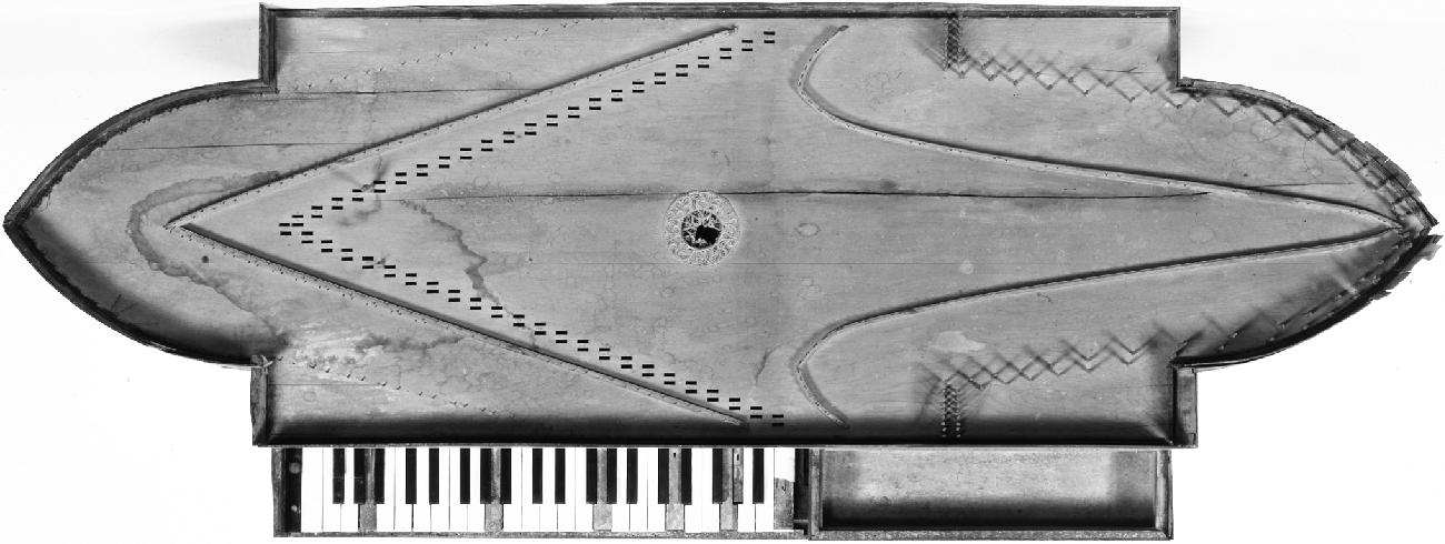 Cristofori's Extant Instruments (Chapter 3) - Bartolomeo