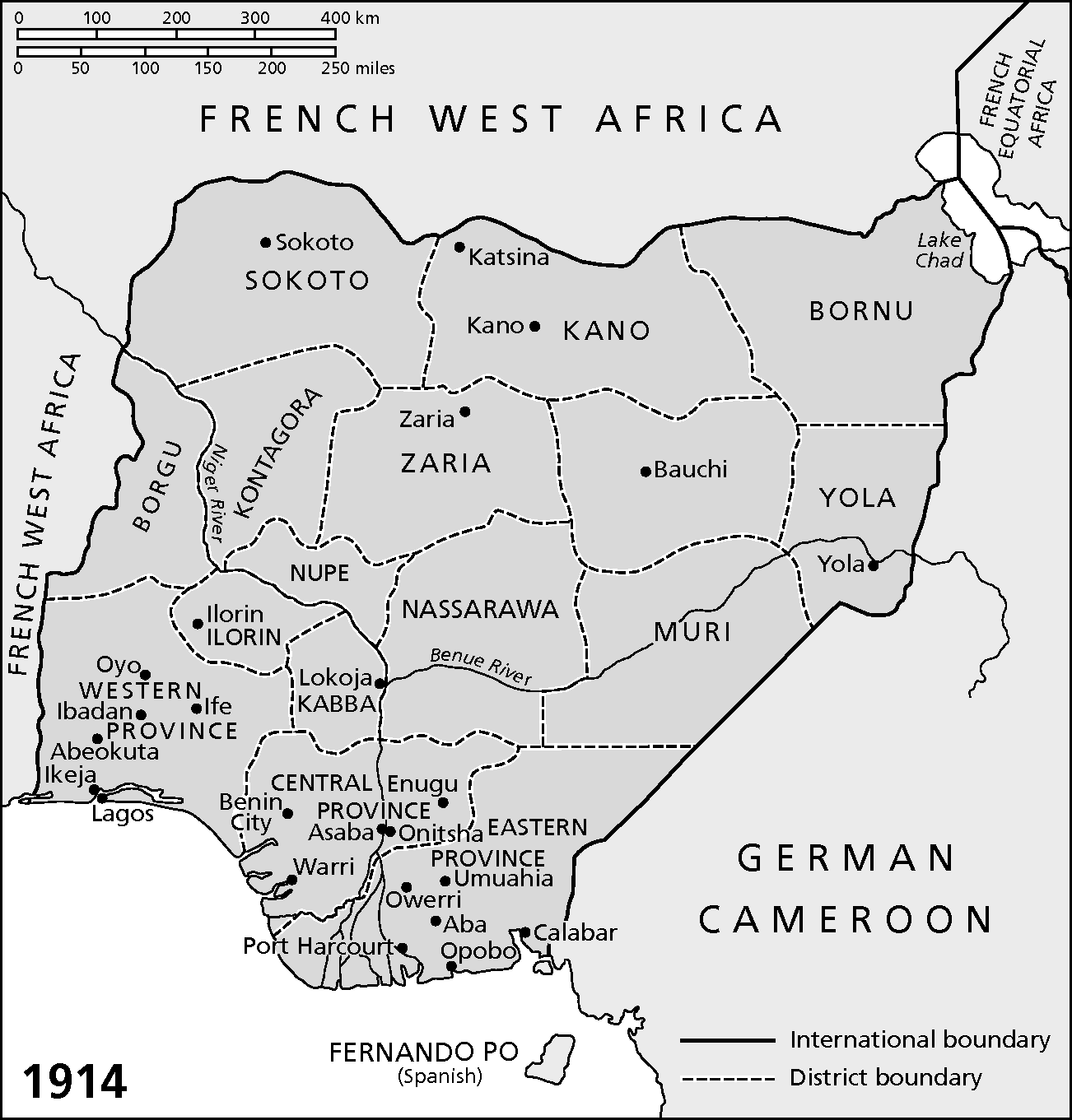 The Emergences of Biafra (Part I) - The Biafran War and