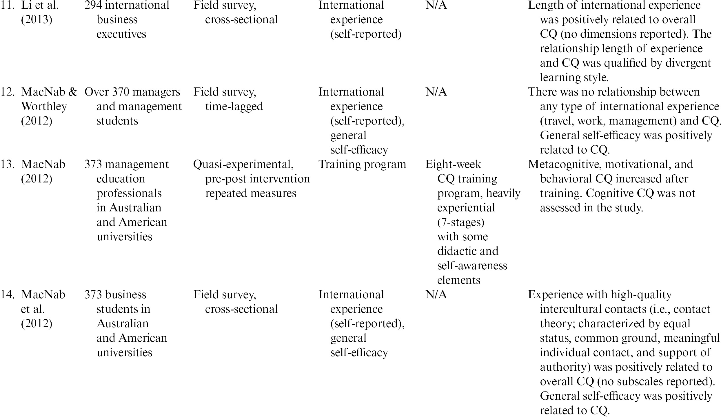 Special Topics (Part IV) - The Cambridge Handbook of