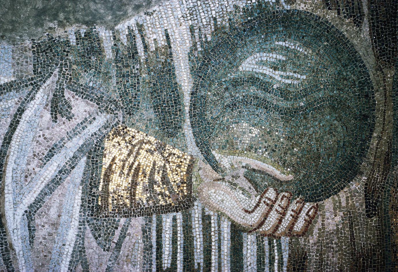 Making Wall Mosaics Part I Mosaics In The Medieval World