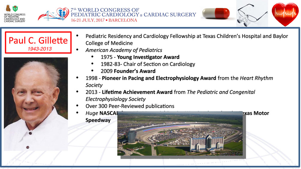 Key events in the history of cardiac surgery and paediatric