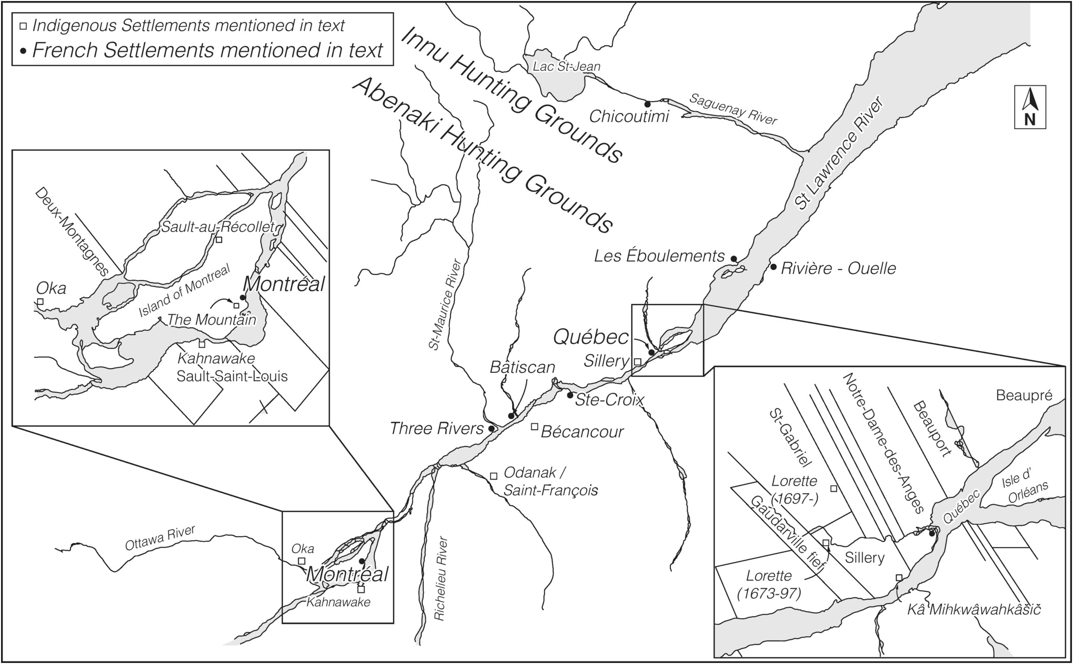 Image of: New France Chapter 5 Property And Dispossession